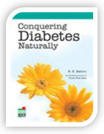 Conquering Diabetes Naturally Book In English
