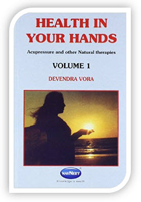 Health in Your Hands book by Devendra Vora