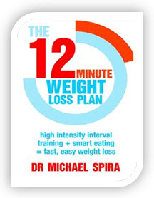 The 12-minute Weight-loss Plan Book In English