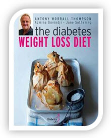 The Diabetes Weight Loss Diet book in english by Antony Worrall Thompson